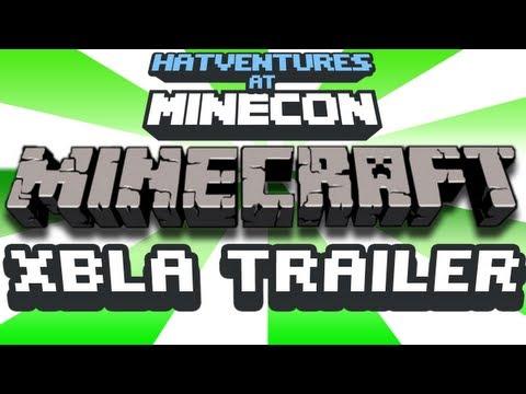 Minecraft Xbox Trailer - Exclusive
