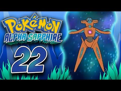 Pokémon Omega Ruby & Alpha Sapphire - Episode 22: Gosh, Deoxys  [FINALE!]