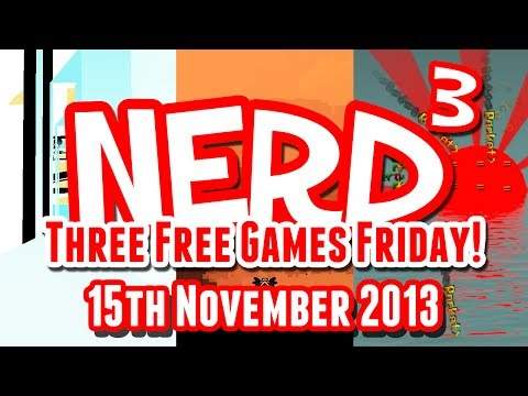 Nerd³'s Three Free Games Friday - 50