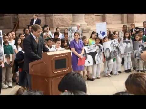 Children's Defense Fund-Texas 15th Anniversary Video