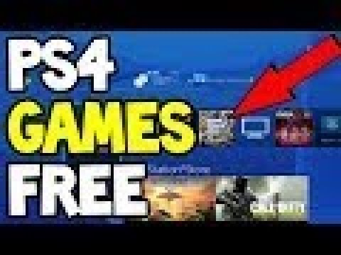 SEPTEMBER 2017 (NOT PATCHED) How To Get FREE PS4 GAMES GLITCH l HOW TO GET ANY PS4 GAME FOR FREE