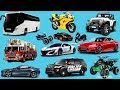 Download           Learn names and sounds of City vehicles | Learn Transport in english for Kids MP3,3GP,MP4