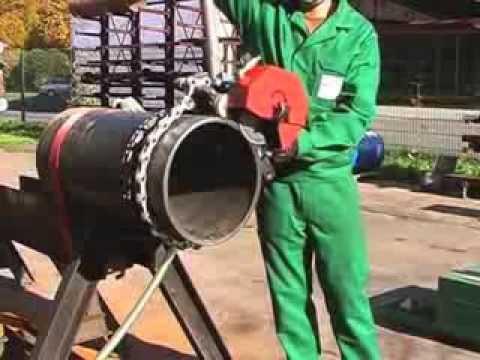 Pipe Cutting Machine | Pipe Cutter Tool | Pneumatic Pipe Cutter