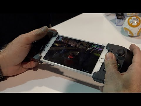 Gamevice Controller for iOS and Android: CES 2018