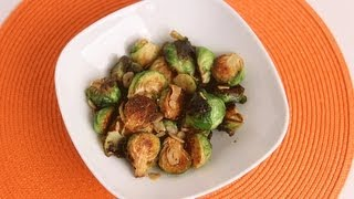 Garlic Brussels Sprouts Recipe Laura Vitale Laura In The Kitchen Epis