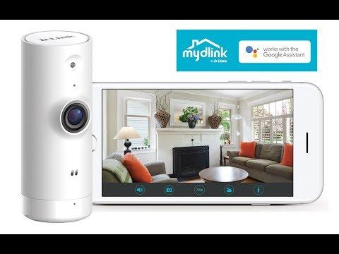 D Link DCS 8000LH minicamara vigilancia CCTV desdemoviles