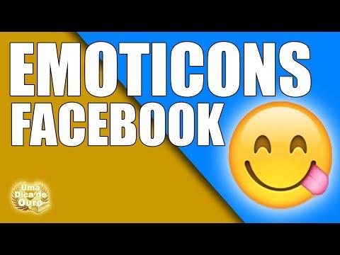 😎 Como colocar Emoticons no Facebook pelo PC