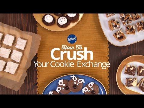 Pillsbury How To Crush Your Cookie Exchange