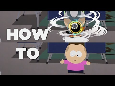HOW TO CHANGE COSTUME IN SOUTH PARK: THE FRACTURED BUT WHOLE!