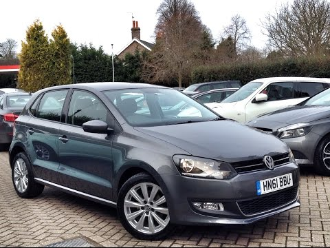 vw polo 1.4 for sale sussex