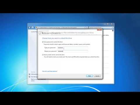 How to Encrypt Drive in Windows