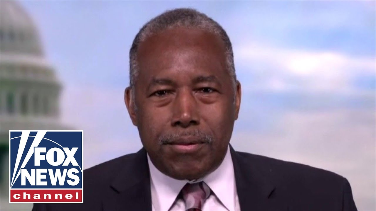 Ben Carson asks Dems to explain what's racist about Georgia voting law