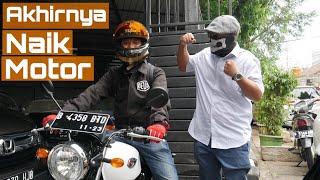 AMBIL MOTOR HADIAH. JATUH GAK YA? | VLOG #92