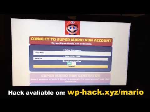 Super Mario Run Hack - Get Free Coins with Cheats - [Tutorial]