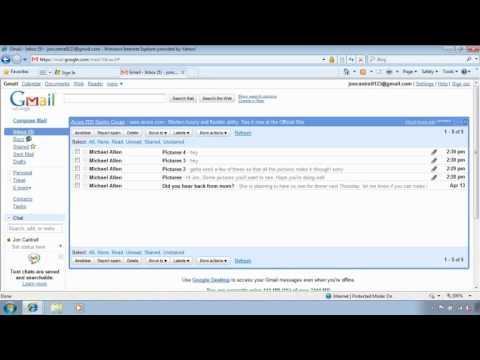 Hotmail vs. Gmail Comparison: Dealing With Attachment Size Limits