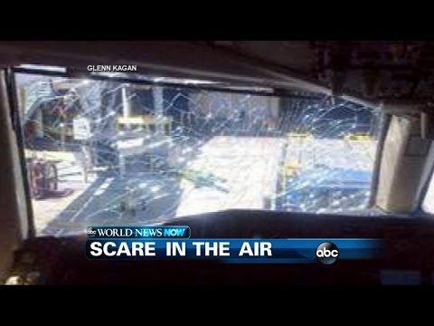 American Airlines Plane Makes Emergency Landing