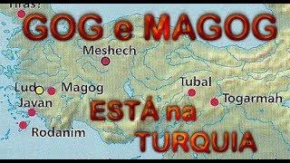 Gogue e Magogue não é a Rússia