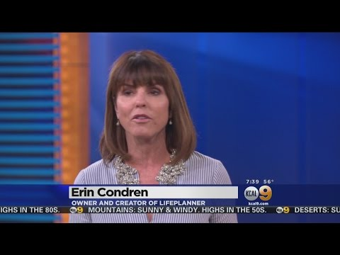 Erin Condren Offers Tips To Help Working Moms Organize Their Lives