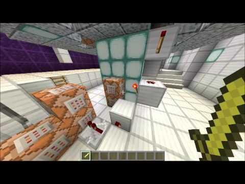 Minecraft WORKING TARDIS! NO MODS! (1.8)