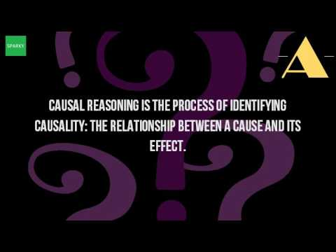 What Is An Example Of Causal Reasoning?