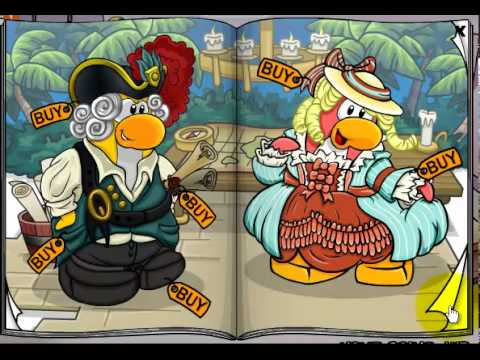 Club Penguin Cheats - Penguin Style - August 2011