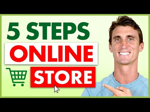 How to Set Up An Online Ecommerce Business in 5 Simple Steps