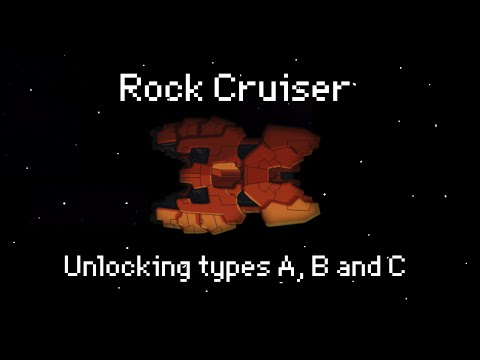 How to unlock the Rock Cruiser (Types A, B & C)