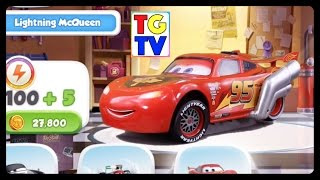 Cars Lightning Mcqueen Stage 4/4 - Fast As Lightning