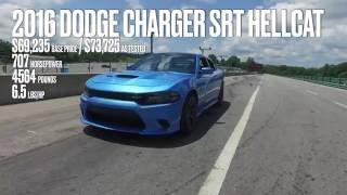 Dodge Charger SRT Hellcat at Lightning Lap 2016