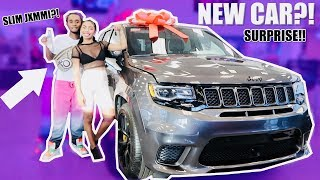 SLXM JXMMI SURPRISED ME WITH A NEW CAR! | ChandlerAlexisVlogs #183