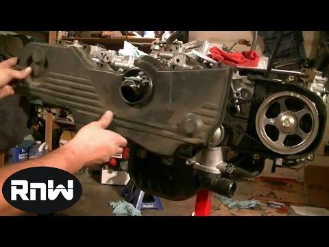 Subaru Timing Belt Replacement (EJ25 SOHC) Part 2