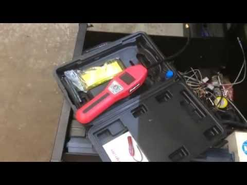 Snap On A/C Leak Detector
