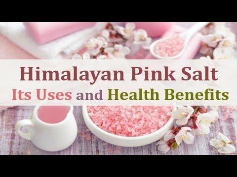 HIMALAYAN PINK SALT – ITS USES AND HEALTH BENEFITS