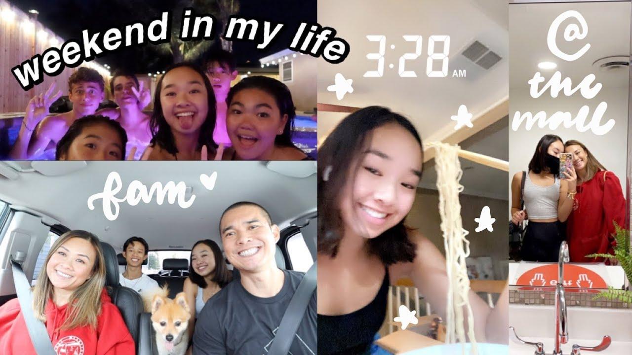 weekend in my life | Nicole Laeno