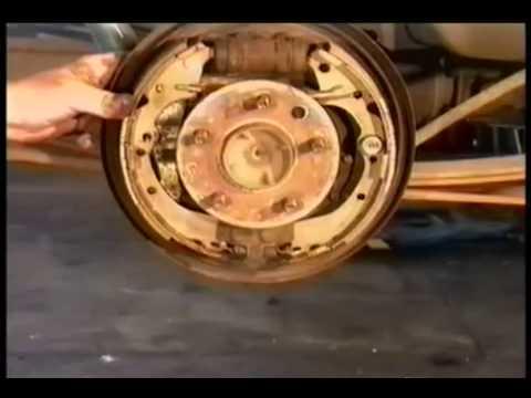 Toyota Truck - Rear Brakes Pt2