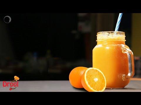 Home-made Orange Soda | नारंगी सोडा | ऑरेंज सोडा | Summer Drink Recipe | Orange Juice