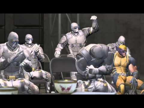 Deadpool - Gameplay Walkthrough ( Xbox One ) HD (Part 14)