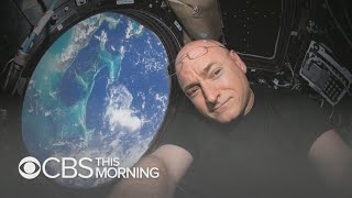 Astronaut Scott Kelly on capturing the beauty of planet Earth
