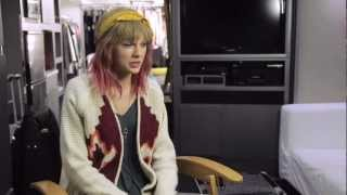 """I Knew You Were Trouble."" Behind-The-Scenes #1"