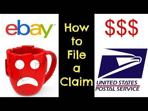How to File a Claim with Post Office for a Damaged Package - How to Get a Refund - Post Office