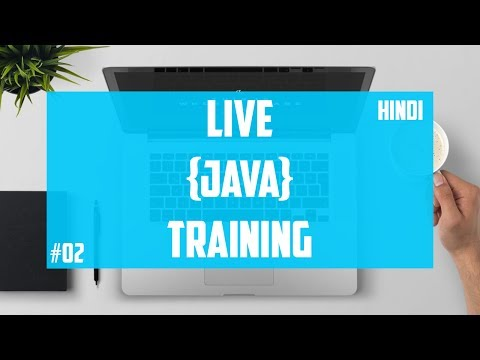#1 Java Live course demo in hindi by Sachin Kapoor | Learn Java Programming| Online Java Course