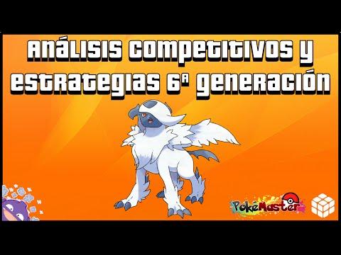 Análisis Competitivos y Estrategias 6ª Gen. - Mega Absol