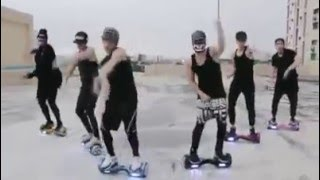 Chicser Sorry Hoverboard Dance