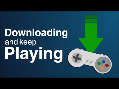 Steam Tips and Tricks - Download while Playing Games