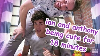 ian hecox and anthony padilla being cute for 18 minutes