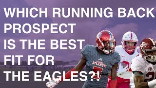 FINDING THE PERFECT RUNNING BACK FOR EAGLES | 2019 NFL DRAFT
