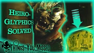 55 Things You Missed In The Shape of Water (2017)