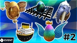 EVENT] HOW TO GET THE EGGDINI EGG | ROBLOX EGG HUNT 2019