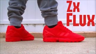 adidas zx red