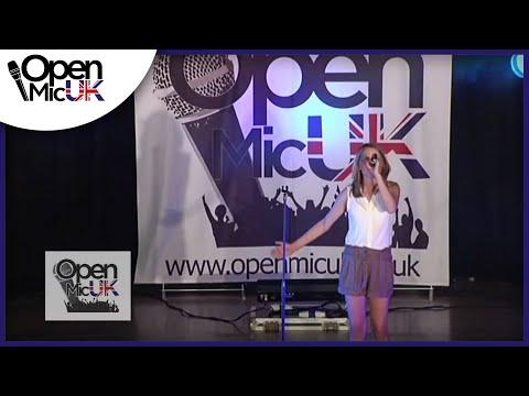 Open Mic UK   Anna   Brighton Regional Final